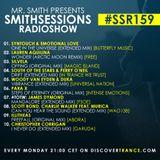 Mr. Smith - Smith Sessions Radioshow 159 (JUN 03, 2019)
