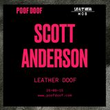POOF DOOF LEATHER 09/15 @ Chasers, Melbourne (AUS)  - Scott Anderson.