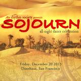 Live @ Sojourn  - 12/2013
