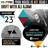 Tint Mix - Prog House Is Not Dead! Vol 1 - Ep 5 feat Ali Ajami & Chair (Beirut, Lebanon)