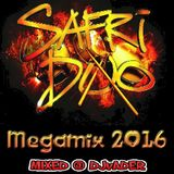 Safri Duo Megamix 2016 (Mixed @ DJvADER)