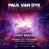 Paul Van Dyk - Music Rescues Me (Printworks London) 2018 (Free Download)