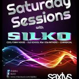 Saxty's Sessions Launch Mix By Silko