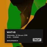 WHTVR - 14.02.18 - TRNSMT