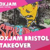 Ollspin - Oxjam Bristol Takeover at Leftbank Stokes Croft - 15 October 2016