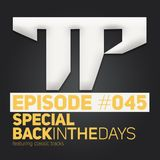 Trance Paradise Episode #045 (Special Back In The Days) (10-02-13)