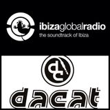 SHU(U)T concept Presents DA CAT radio show 10/08/2015 on Ibiza Global radio