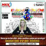 Programa Musical Enigma 03.05.2017 - Solange Prado