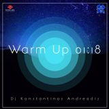 Warm up 01:2018 DJ Konstantinos Andreadis