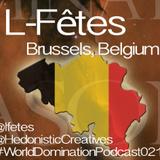 L-Fêtes - Hedonistic Creatives mix 021