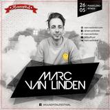 Marc Van Linden - Housepital Festival 2018