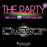 NYC Pride Finale Party at Marquee 2015