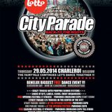 dj Dave Kane @ City Parade - Retro House 29-04-2014