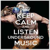 KEEP CALM AND LISTEN UNDERGROUND MUSIC SET by GEORED