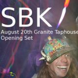 SBK opening set Ashland Bass Crew @ Granite Taphouse August 20th 2015