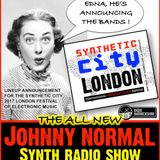 RW078 - THE JOHNNY NORMAL RADIO SHOW 'SYNTHETIC CITY SPECIAL' - 4TH JAN 2017 - RADIO WARWICKSHIRE