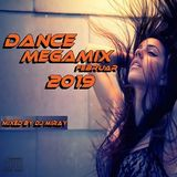 DJ Miray - Dance Megamix Vol 6 (Section 2019)