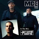 MDE RADIO #259 GUESTMIX: JEROME ROBINS
