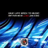 Give Life Back to Music - Daft Punk mix by JJ Mat - June 2 2013