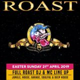 DJ Ron w/ MC Moose - Roast 'Land of the Giants' - Astoria - 28.5.94