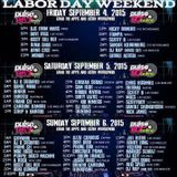 BLAZE - Pulse 96.7 Vegas / Pulse 87 NY Labor Day Weekend 2015 Trap Mix