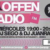 """Moffen Radio 03-09-2016 """"Dia del Dj"""""""