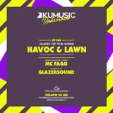 Kumusic Radioshow Ep.184 - Guest of the week: Havoc & Lawn