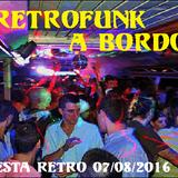 Dj Fabian Peña - Fiesta A Bordo 07/08/2013 fiesta retrofunk