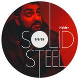 Solid Steel Radio Show 8/6/2018 Hour 2 - Haider