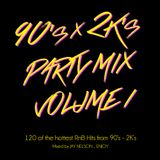90's to 2k RnB Party Mix vol1 - 120 Classics | 1 mix