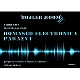 Domased Electronica Live@Cyber Cafe 2015-10-10 Prievidza