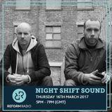 Night Shift Sound 16th March 2017
