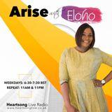 Eloho Efemuai @elohoefemuai - Arise with Eloho_Be Patient With Yourself