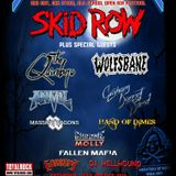 The Rock Train Extra Carriage with Stonedeaf Festival Liberty Lies and Borders