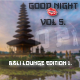 Good Night Kizz Vol. 5 THE BALI LOUNGE EDITION 1