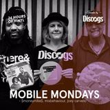 24 Hours of Vinyl (NY) - MOBILE MONDAYS (Presented by Discogs)