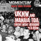 Fright Night Sessions #021 UNKW b2b Manaia Toa
