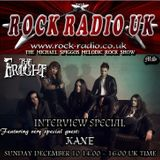 The Michael Spiggos Melodic Rock Show feat. Kane (The Fright) 10.12.2017
