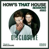 #065 HTH Sessions Tribute to DISCLOSURE - Stefano Iglesias (05-12-2014)