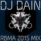 DJ Dain's RBMA 2015 MIX