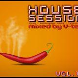 House Session vol.18  [mixed by V-tek]
