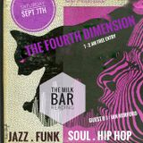 THE FOURTH DIMENSION LIVE FROM THE DECKS  SEPT 7TH 2019 PART ONE