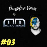 Brazilian Voices Vol 03 By Marcio Mrailh
