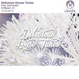 Delicious House Tunes mixed by Paul Gavronsky ( Bar Czysty 14.03.2014)