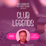 4CHMT presents Club Legends #010 - David Guetta (2018)