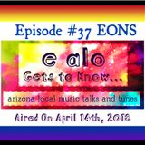 E Alo Gets To Know.. EONS (episode 37)