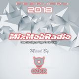 MixMob RadioShow  FEBRUARY 2018  Mixed By OZKR