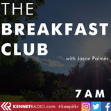 Breakfast Club with Jason Palmer - 17th October 2019