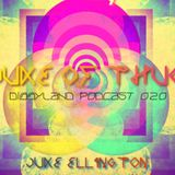 DIGGYLAND PODCAST 020 By Juke Ellington