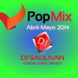 POP MIX ABRIL 2014 VIP- DJSAULIVAN